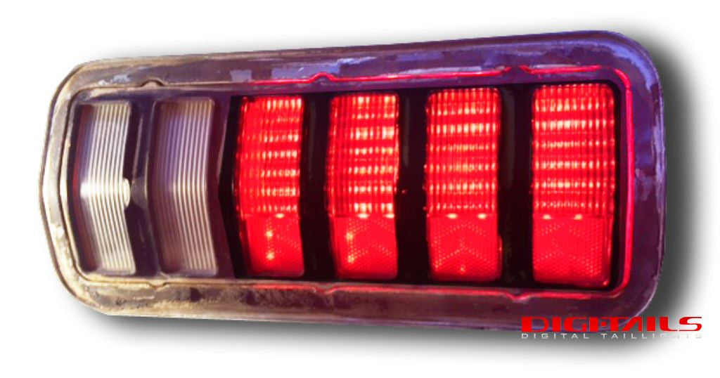 1971-1972 Dodge Demon Sequential LED Tail Lights