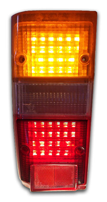 1980-1990 Toyota Land Cruiser LED Tail Lights