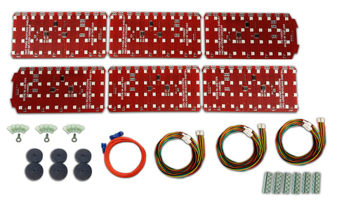Excellent 1967 Shelby Rear Wiring Harness Wiring Diagram Wiring 101 Archstreekradiomeanderfmnl