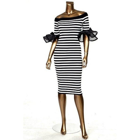 Coco Stripes Dress