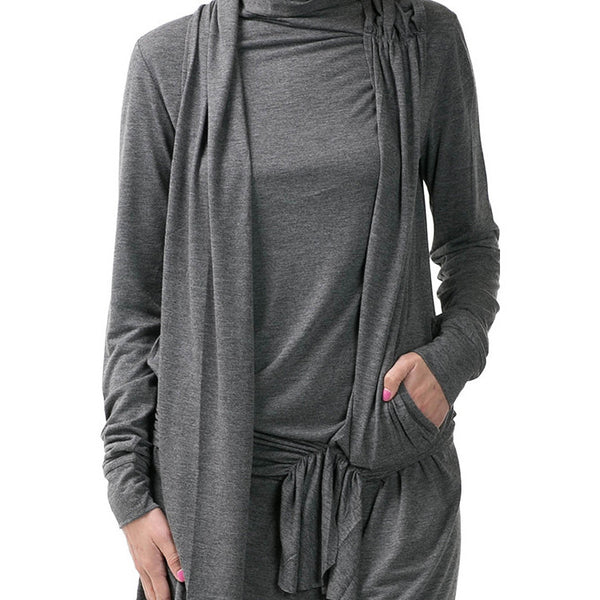 Drape Scarf Dress- Size Medium