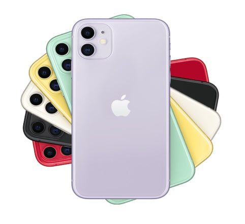 iphone 11 stacked