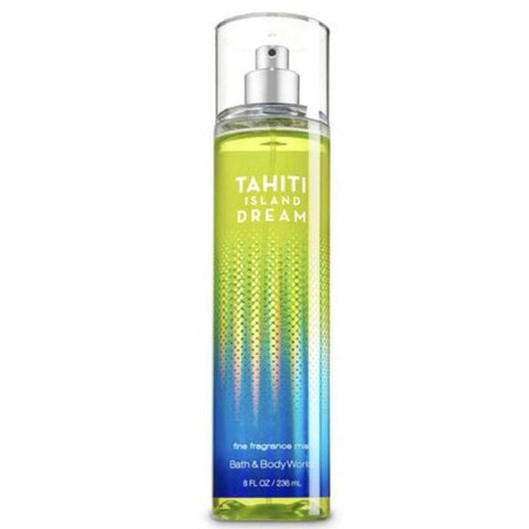 Minoustore bath and body works tahiti island dream