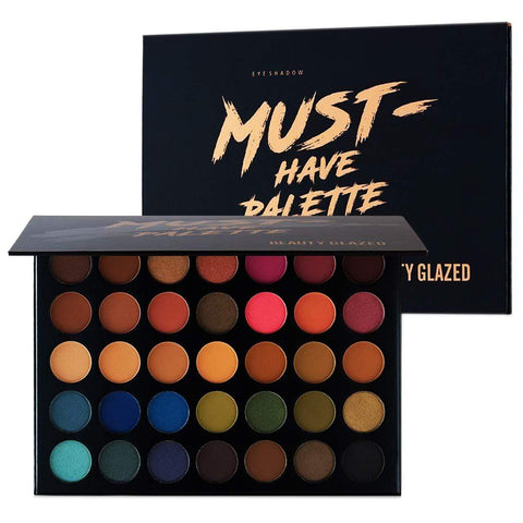 Minoustore Beauty Glazed - Must have Palette