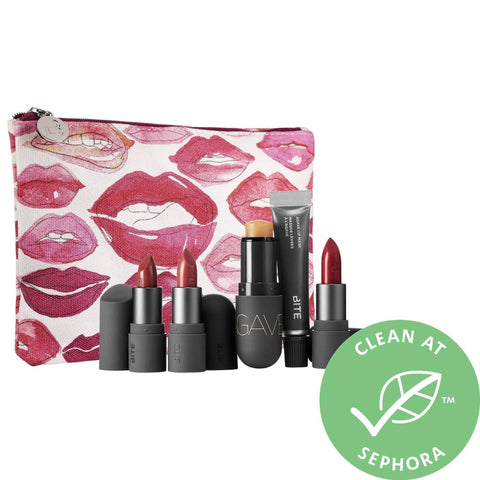 Minoustore BITE BEAUTY Kiss 'N Fly Lip Care & Lipstick Set