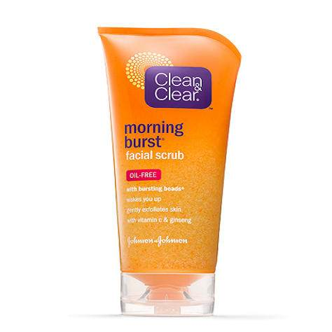 Minoustore Clean & Clear Morning Burst Facial Scrub