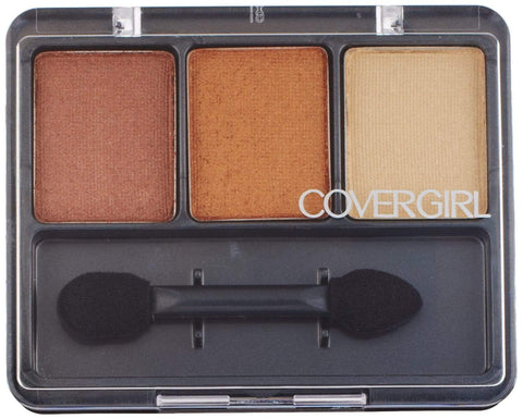 Minoustore CoverGirl Eye Enhancers 3 Kit Shadow, Golden Sunset 115