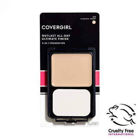 Minoustore COVERGIRL Outlast All-Day Ultimate Finish 3-in-1 Foundation, Classic Ivory