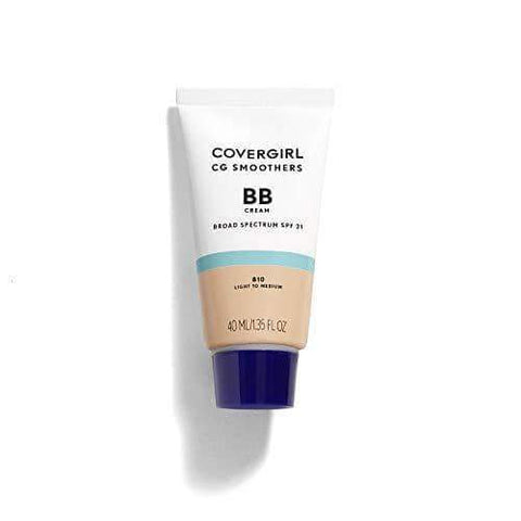 Minoustore COVERGIRL Smoothers Lightweight BB Cream, Light to Medium