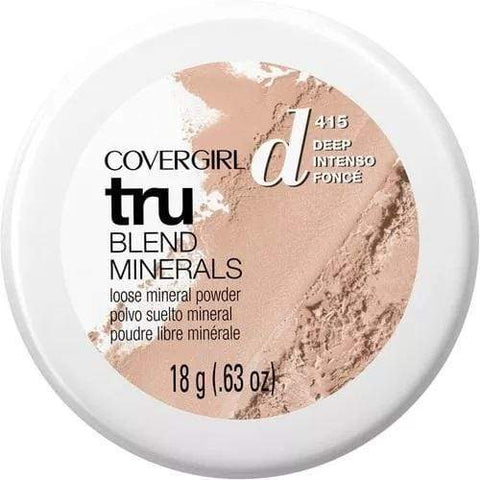 Minoustore Covergirl TruBLEND Minerals Loose Powder D415