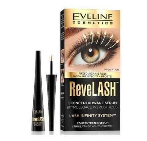 Minoustore EVELINE REVELASH SERUM STIMULATING LASHES