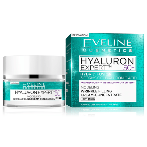 Minoustore HYALURON EXPERT DAY AND NIGHT CREAM 50+ 50ML