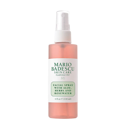 Minoustore Mario Badescu Facial Spray with Aloe, Herbs and Rosewater