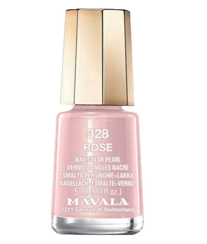 Minoustore Mavala Mini Nail Polish Rose 5ml