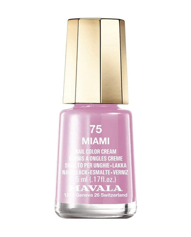 Minoustore Mavala Nail Polish - 75 Miami 5ml