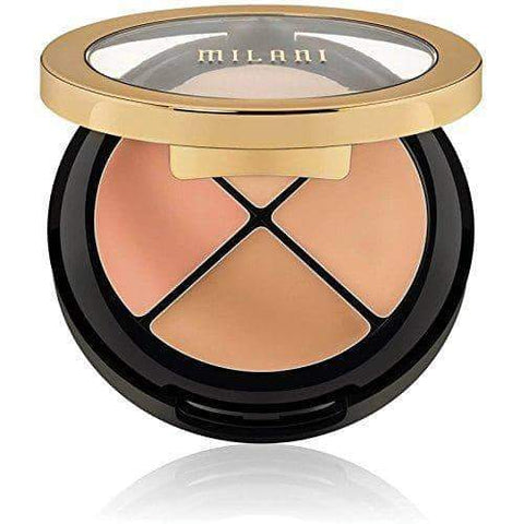 Minoustore Milani Conceal + Perfect All-In-One Concealer Kit ~ Light to Medium 02