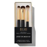 Minoustore MILANI JETSET EYE BRUSH KIT