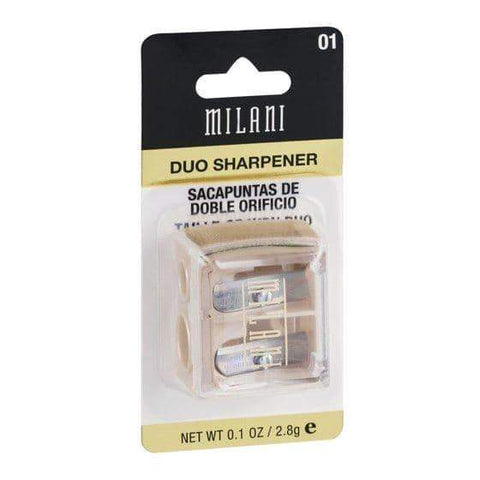 Minoustore Milani Sharpener Duo with Cover