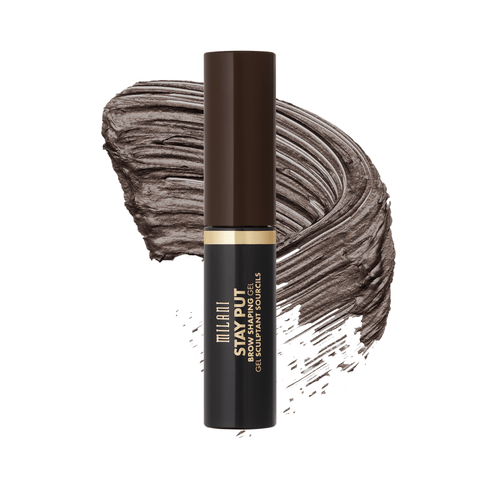 Minoustore Milani Stay Put Brow Shaping Gel - Dark Brown