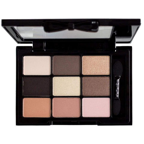 Minoustore NYX LOVE IN PARIS 9 COLOR EYESHADOW PALETTE