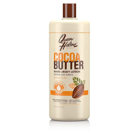 Minoustore Queen Helene Cocoa Butter Hand + Body Lotion
