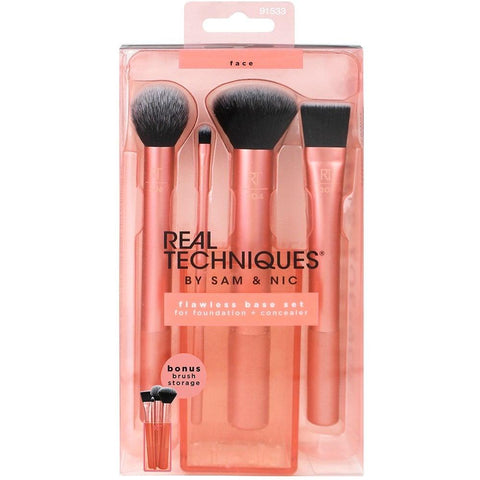 Minoustore Real Techniques Flawless Base Set
