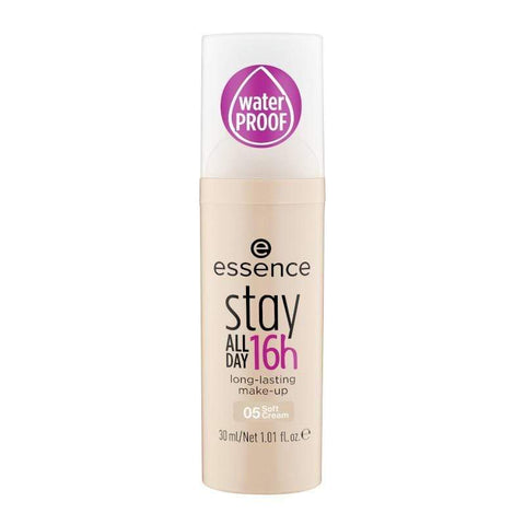 Minoustore stay all day 16h long-lasting make-up -  soft cream
