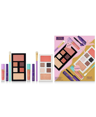 Minoustore Tarte 8-Pc. Gilded Gifts Makeup Collector's Set