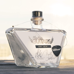 Electric Guitars Dry Gin - Ginbutler