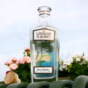 Gin aux Agrumes - Ginbutler