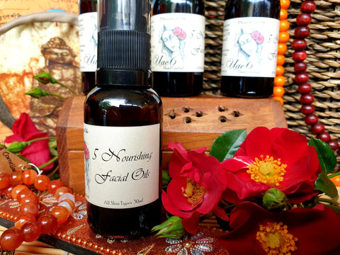 Five Nourishing Oils