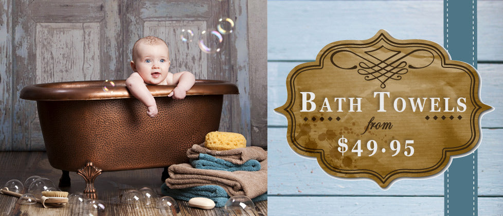 Baby Bath Towel Collection