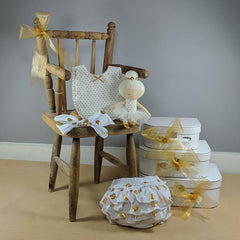 Baby Girl Ballerina Gold Hamper