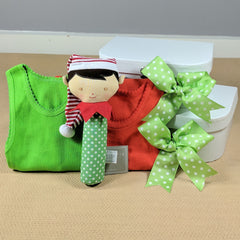 Little Elf baby Boy Gift Hamper
