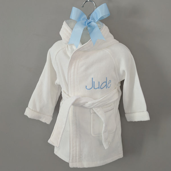 Baby Bath Robes Personalised Delivered Australia wide a8db2dc71