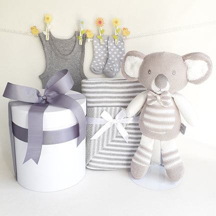Koala Dreams Baby Gift Hamper Neutral