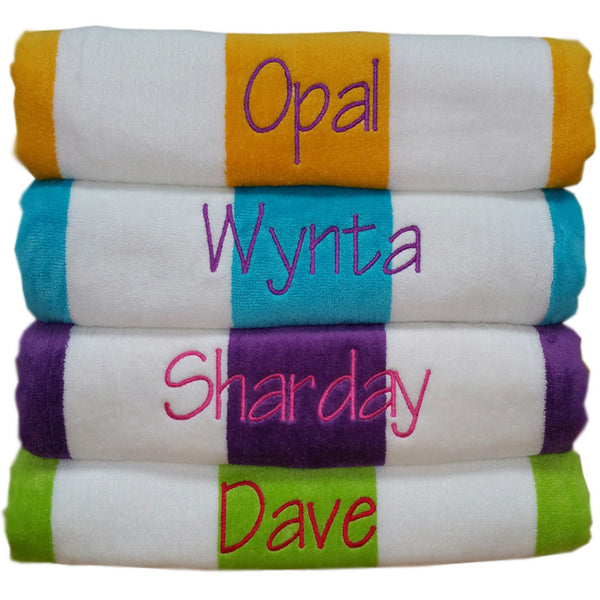beach towels delivered australia wide u2014 yellow duck baby gifts and hampers - Large Beach Towels