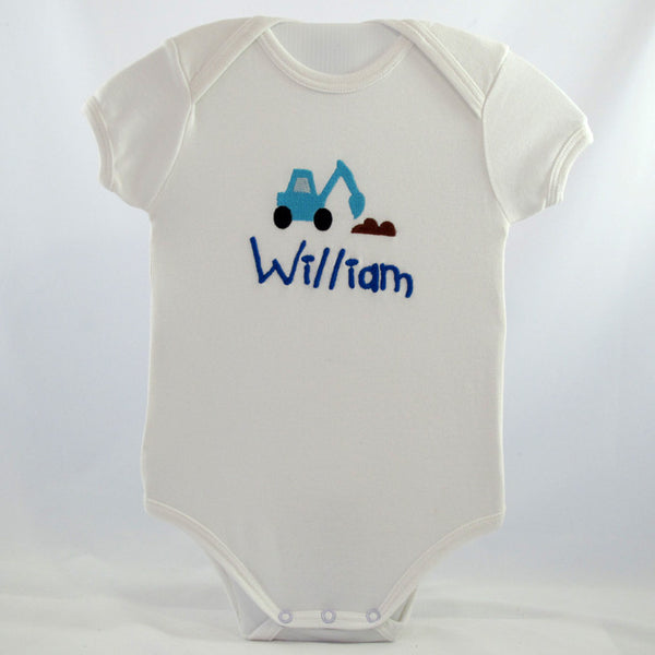 Personalised baby gifts and baby hampers sydney melbourne personalised baby suit personalised gift negle Gallery