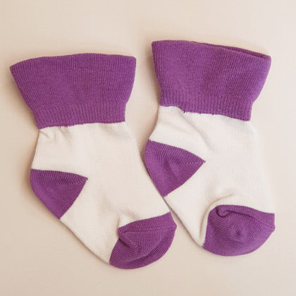 Baby Socks Girls Turnover