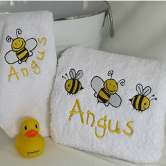 Personalised baby bath towels same day delivery melbourne metro quality baby gift remember that you can have a gorgeous luxurious personalised baby bath towel delivered the same day to melbourne metro areas or next negle Image collections