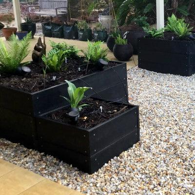 Ewood Solutions Raised Garden Beds And Sleepers