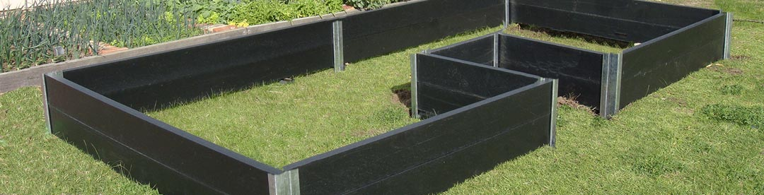 Ewood DIY Raised Garden Beds Retaining Walls EWood Solutions
