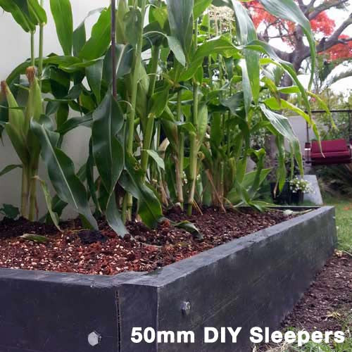 2.4m x 200mm x 50mm eWood DIY Sleeper