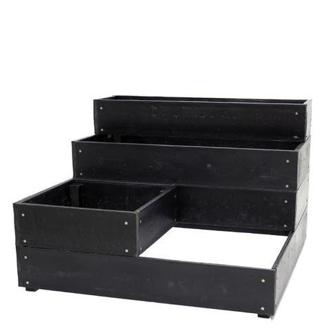 eWood Raised Garden Bed Kits eWood Solutions Vegetable Gardens