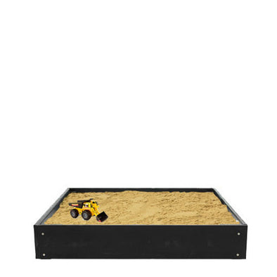 eWood 1.2m x 1.2m Sandpit - Sandbox Kit