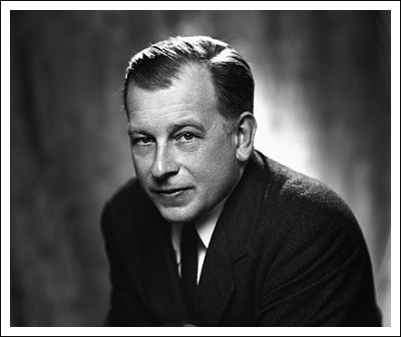 Historical image of Eero Saarinen, architect and designer