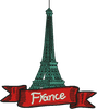 Eiffel Tower France Drawing