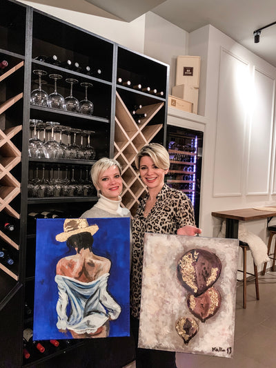 27/11/2019- GOLD ART and Sea Art PARTY- ALEO Restaurant