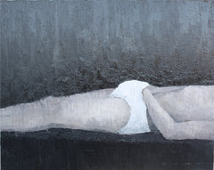 Academic,Boy,Body History No.1,Contemporary Art China,Oil Painting