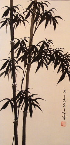 Chinese Painting,Traditional,Life Philosophy,Bamboo